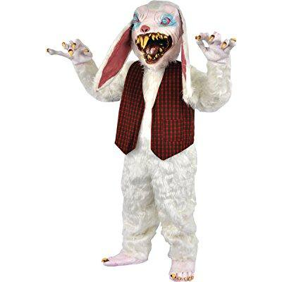 Peter Rottentail Adult Halloween Costume - One Size (Peter Happy Halloween)