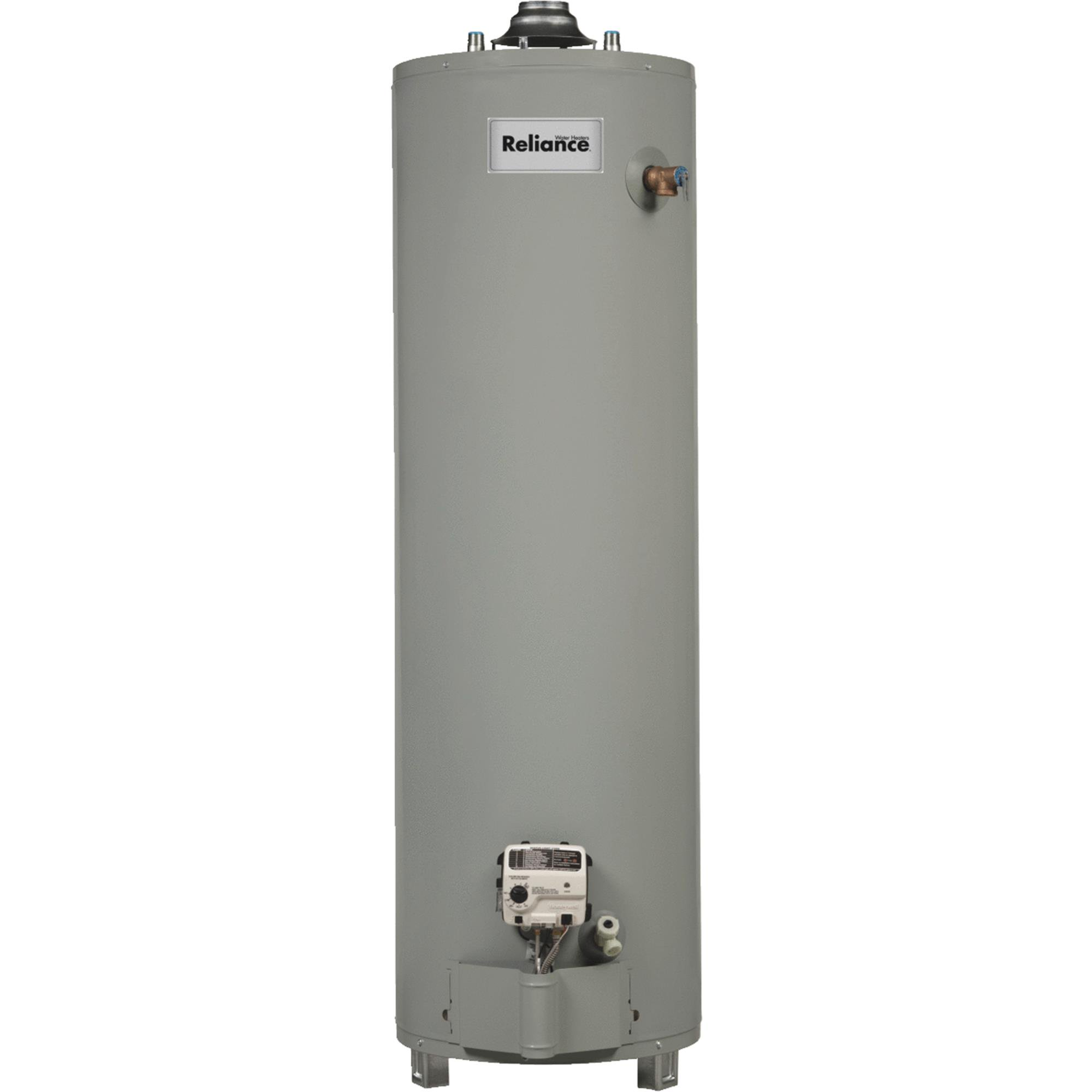 Reliance 30gal Ultra Low NOx Natural Gas Gas Water Heater