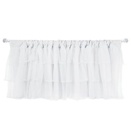 Tadpoles Tulle Girls Bedroom Curtain