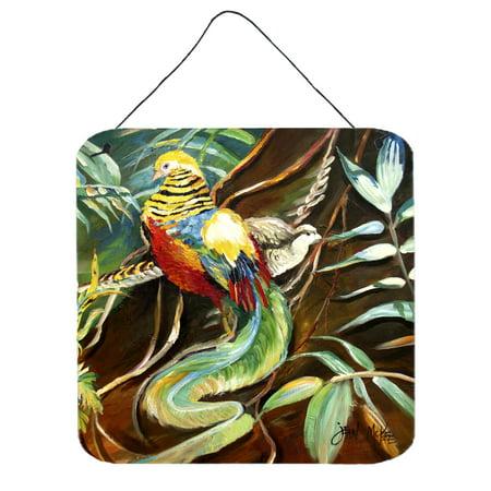 Mandarin Pheasant Wall or Door Hanging Prints JMK1221DS66 (Mandarin Hanging)