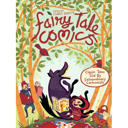 Fairy Tale Comics - eBook