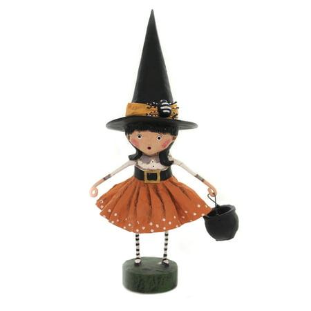 Mitchell Ryan Halloween (Lori Mitchell SPELLBOUND Polyresin Halloween)