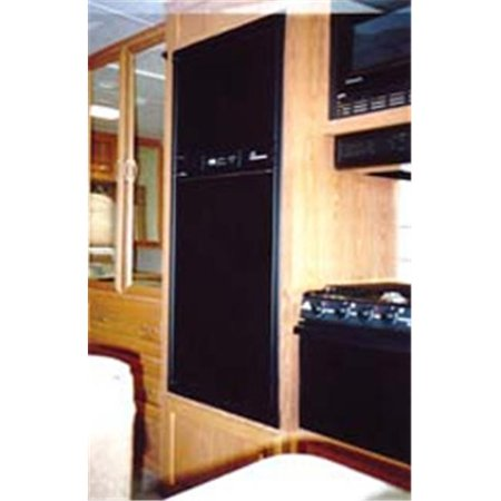 (FRV N300L Refrigerator Door Panel - Black Acrylic)