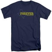 Friday Night Lights Texas Forever Mens Big and Tall Shirt