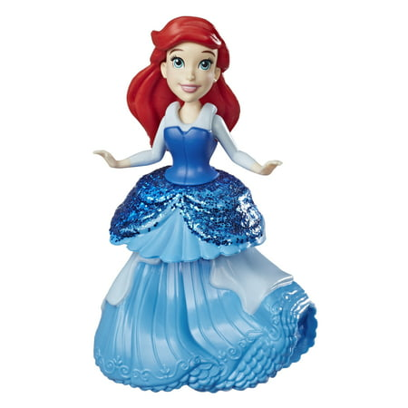 Disney Princess Ariel Doll with Royal Clips Fashion