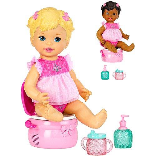 little mommy princess potty doll walmartcom