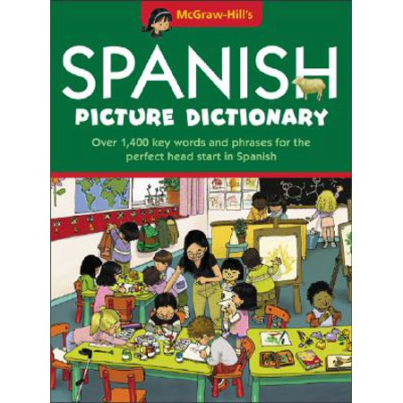 McGraw-Hill's Spanish Picture Dictionary ()
