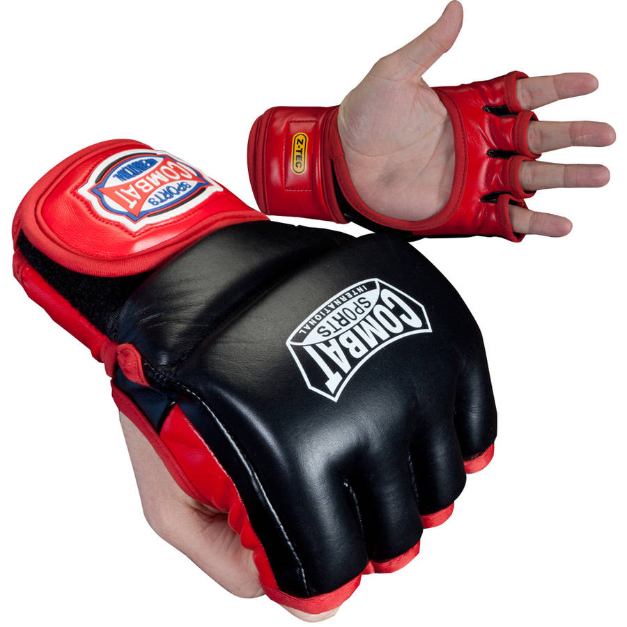 Combat Sports Synthetic Leather Fight Glove