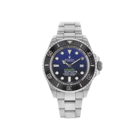 Rolex Sea-Dweller Deepsea James Cameron Steel Automatic Men Watch 116660