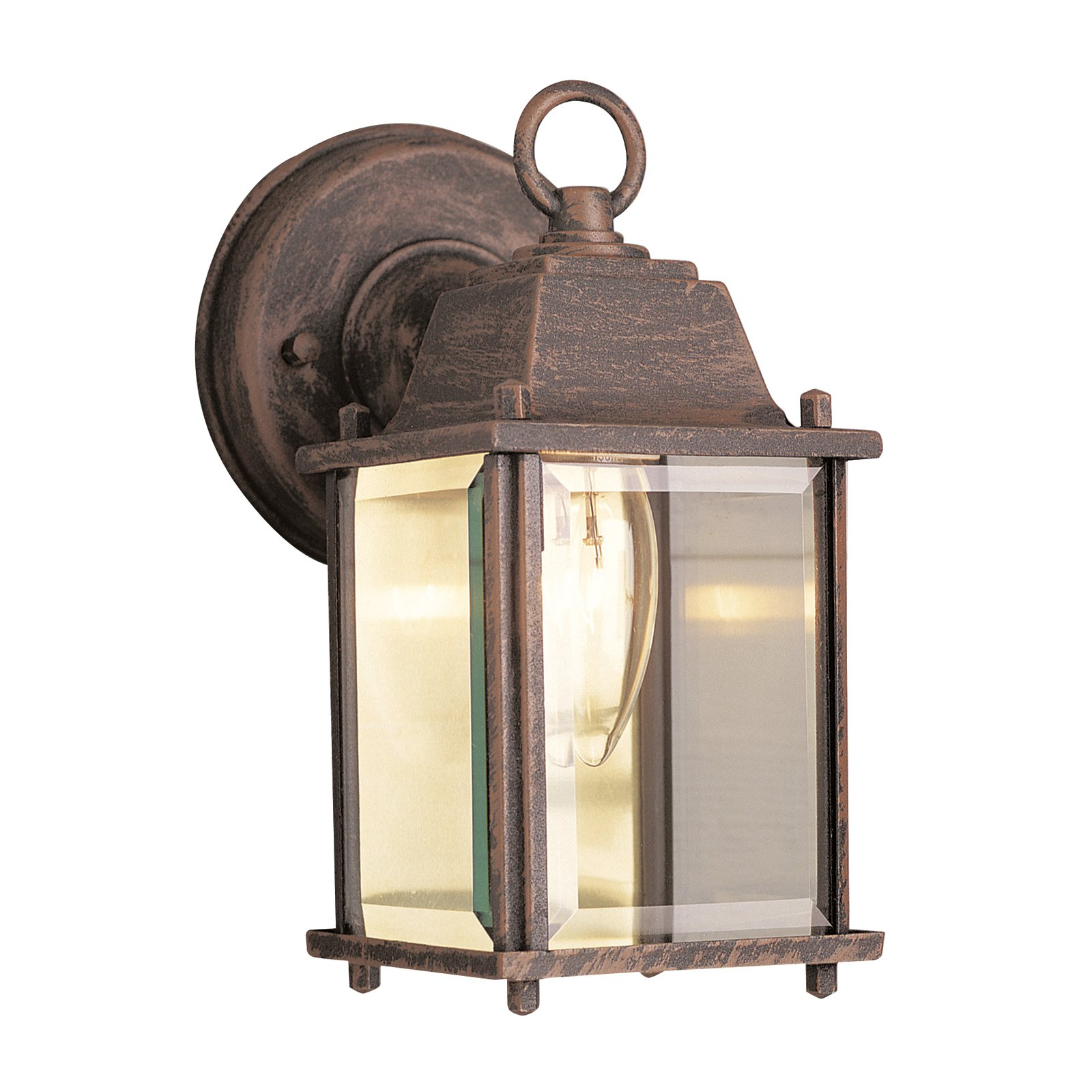 Bel Air Elmont Outdoor Wall Light - 8H in.