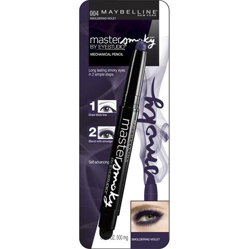Maybelline Eye Studio Master Smoky Shadow Pencil, 0.018 oz