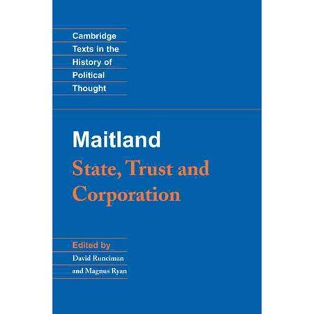 Maitland  State  Trust And Corporation