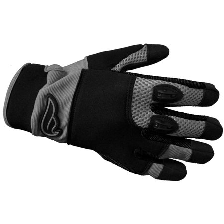 Fulmer Adult Cool Glove III - Motorcycle Riding Shop Work MX ATV BMX Dirt Bike Off Road Summer Motorcycle Riding Gloves
