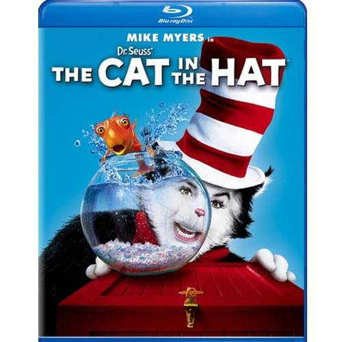 Dr. Seuss' The Cat In The Hat (Blu-ray) (Widescreen)