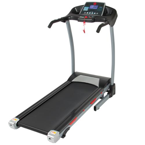 Deluxe Folding Electric Treadmill Portable Motorized Running Machine Fitness Exercise