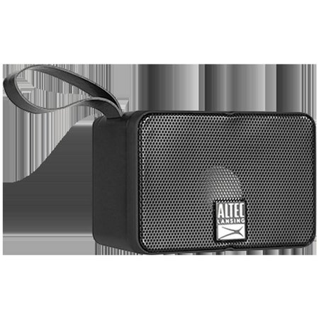 Altec Lansing iMW120 Solo Motion Bluetooth Speaker, Black