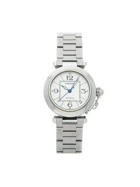 Pre-Owned Cartier Pasha C W31074M7 Watch (2-Year WatchBox warranty)