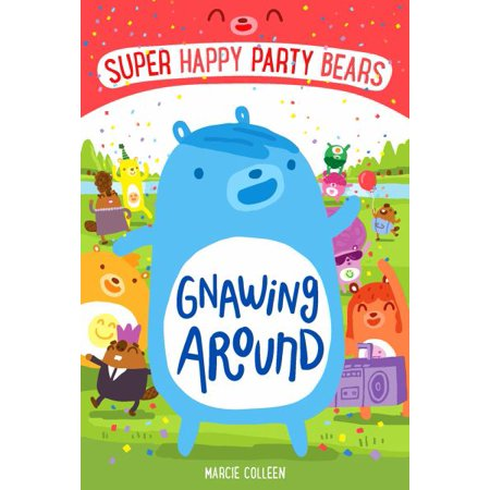 Gnawing Around (Super Happy Party Bears) - image 1 of 1