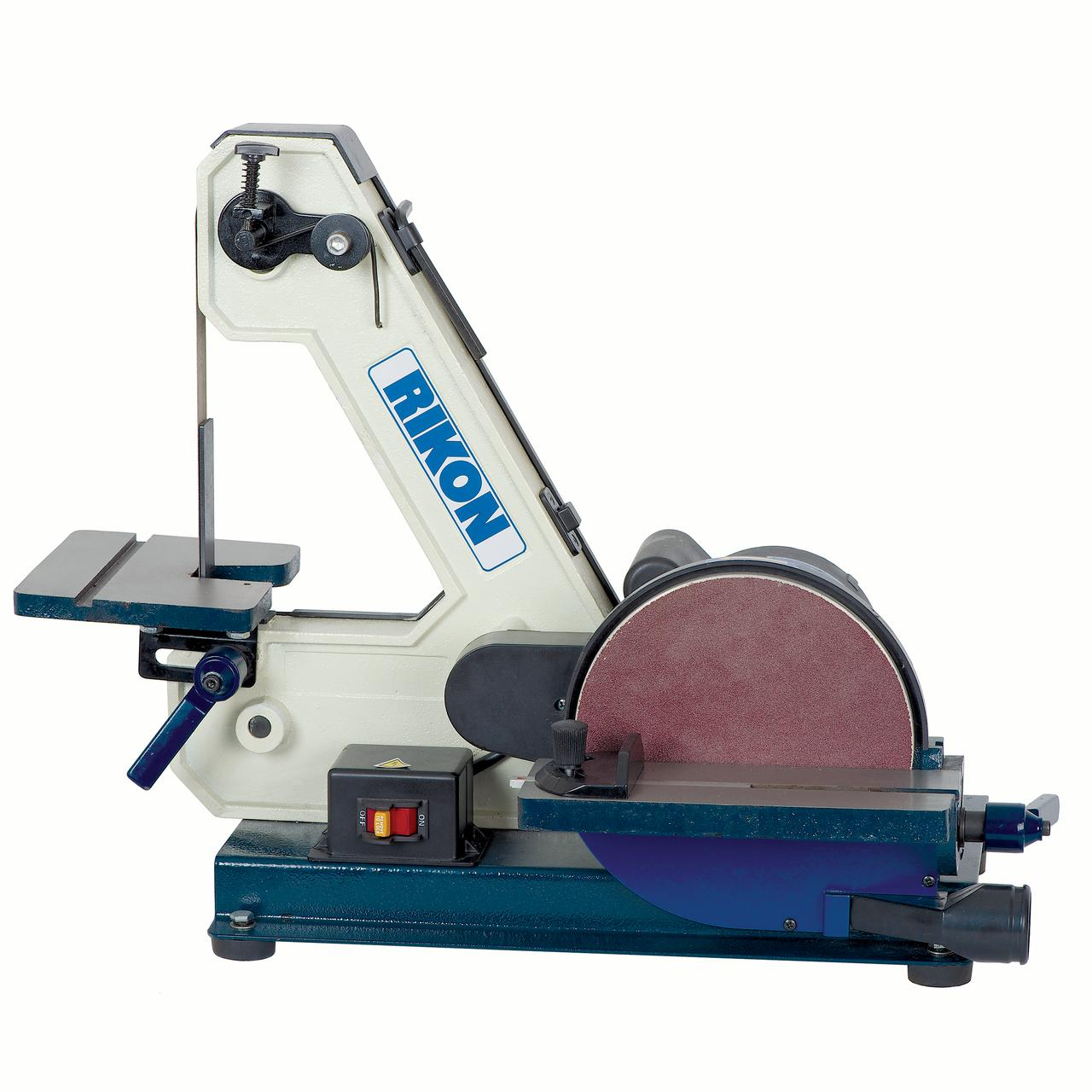 "Rikon 1"" x 42"" Belt and 8"" Disc Sander"