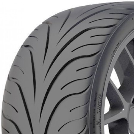 Federal 595RS-R Street Legal Racing Tire Tire - 245/35R18 - Racing Tubular Tire