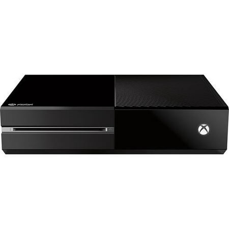 Refurbished Microsoft Xbox One 500 GB Console Only Black