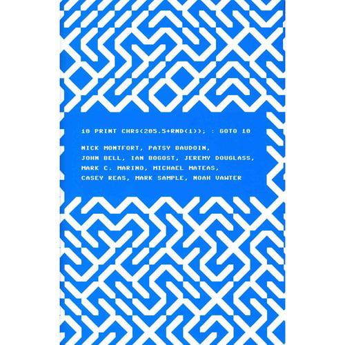 10 Print Chr$205.5+rnd1: Goto 10
