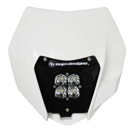 Baja Designs Squadron Sport LED KTM 2014 On With Headlight Shell 557091