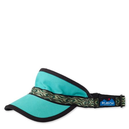 80677a5b34b2 Strap Visor Cap, Cockatoo, One Size, 100% Cotton By KAVU - Walmart.com