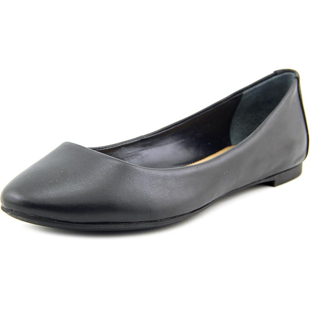 Alfani Gessey Women Round Toe Leather