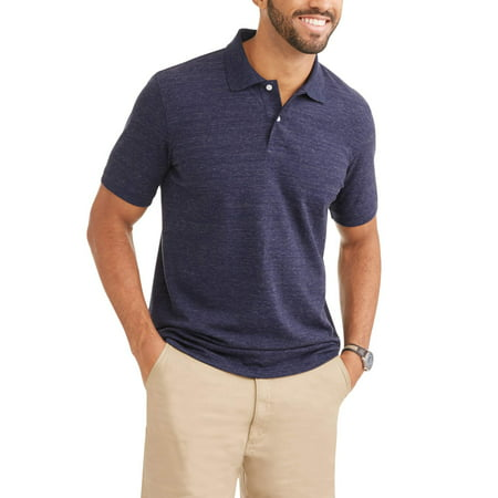 Mens Short Sleeve Pique Polo,up to size 5XL