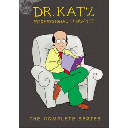 Dr. Katz Professional Therapist: The Complete Series (DVD) Viper Professional Series