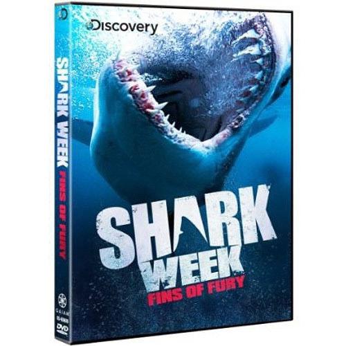 Shark Week 2013: Fins Of Fury (Anamorphic Widescreen)