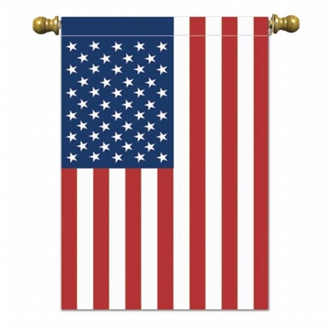 Jozie B 263 American Applique Flag, Large