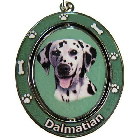 Dalmatian Keychain - Dalmatian Key Chain