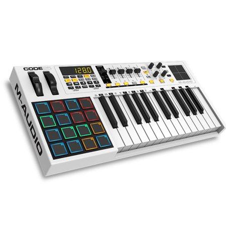 M Audio Code 25 Usb Midi Controller W Xy Touch Pad