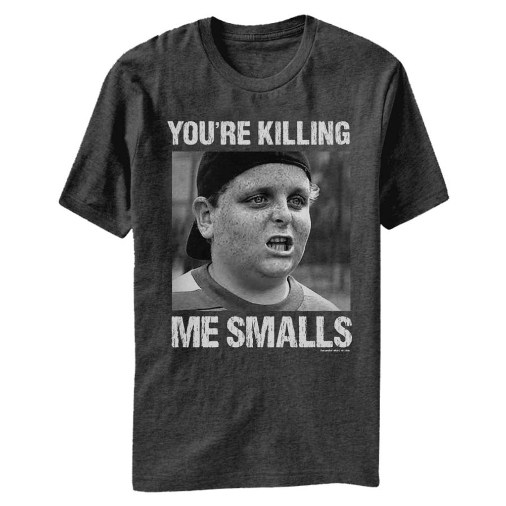 The Sandlot You're Killing Me Smalls 20th Century Fox Movie Adult T-Shirt Tee