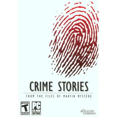 DreamCatcher Interactive 48320 Crime Stories (Xbox Crime Games)