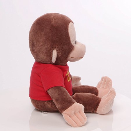 Gund Curious George Red Shirt - 16 Inches - image 2 of 7