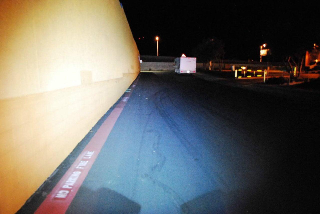 Chrome 20w LED lights spot OZ-USA motorcycle cruiser fog hid passing running white vn