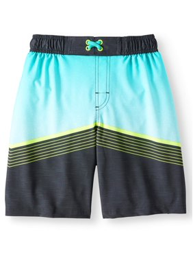 c5fb5fced Product Image Wonder Nation Fashion Swim Trunk (Little Boys & Big Boys)