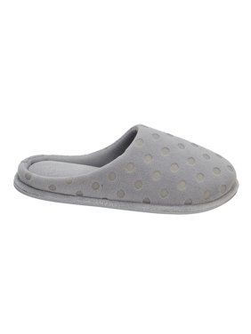 12ae515c1ba Product Image DF by Dearfoams Women s MF Terry Dotted Clog Slipper