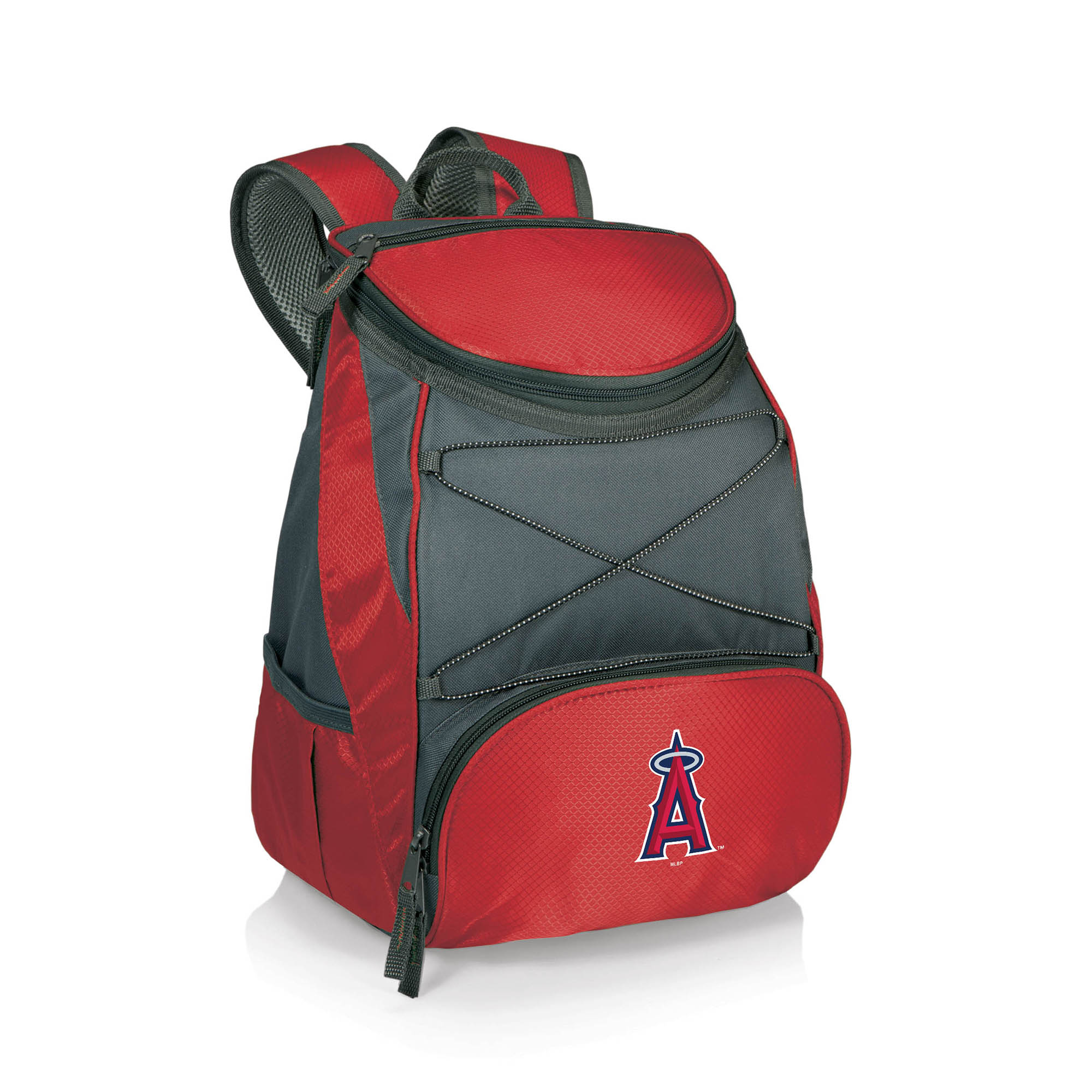 Los Angeles Angels PTX Backpack Cooler - Red - No Size