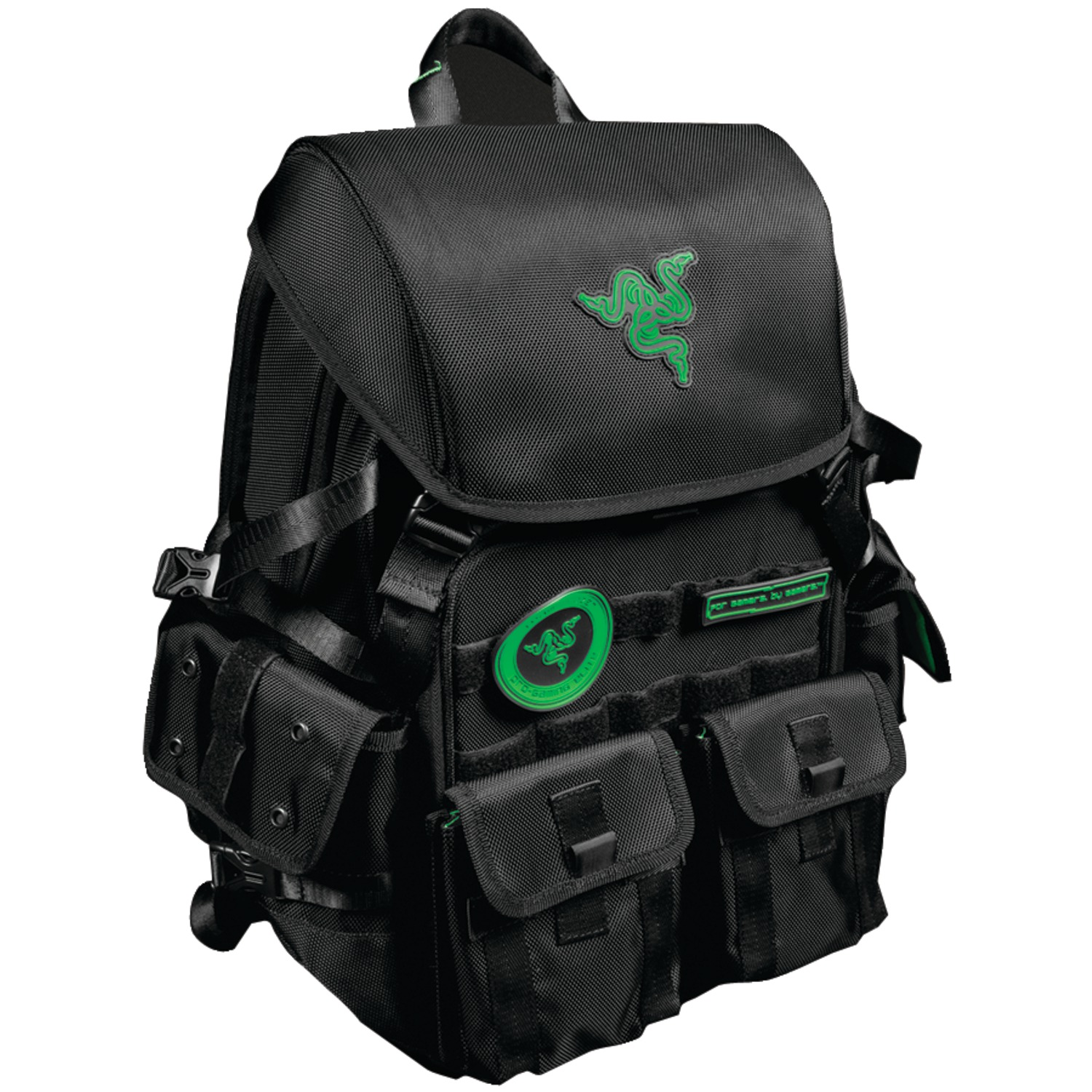 "Mobile Edge RAZERBP17 17.3"" Razer Tactical Backpack"