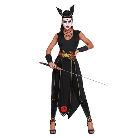 Samurai Jackie Costume