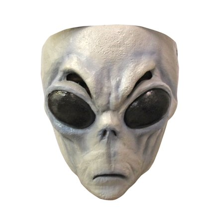 Grey Alien Mask - Grey Alien Mask