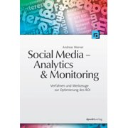 Social Media - Analytics & Monitoring - eBook