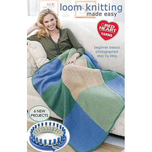 Coats and Clark Knitting Looms Made Easy