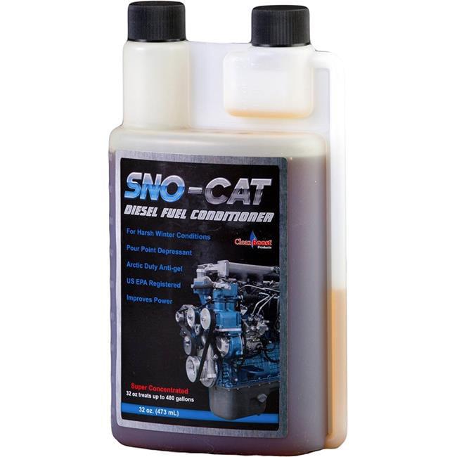 Boost Performance Products SNOCAT32 32 oz Anti Gel Diesel Fuel