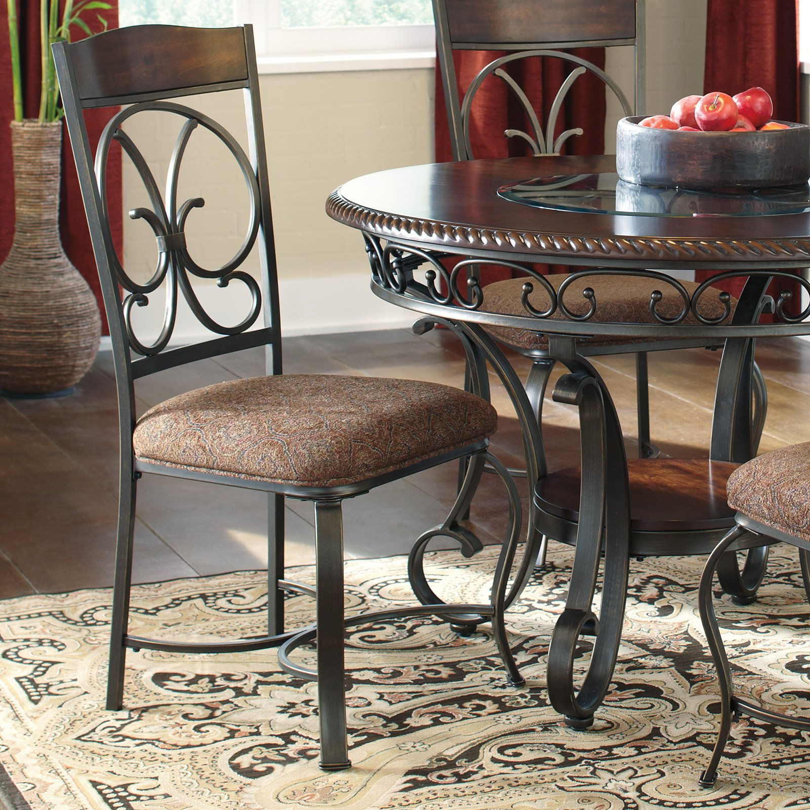 Signature Design by Ashley Glambrey Dining Chair Set of 4