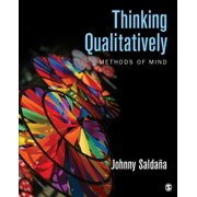 Thinking Qualitatively: Methods of Mind (Paperback)